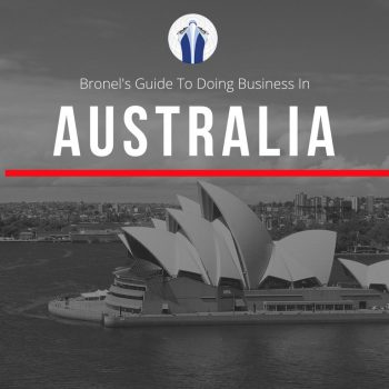 how to do business in australia