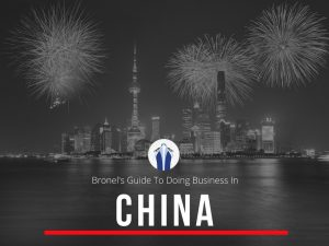 how to do business in china