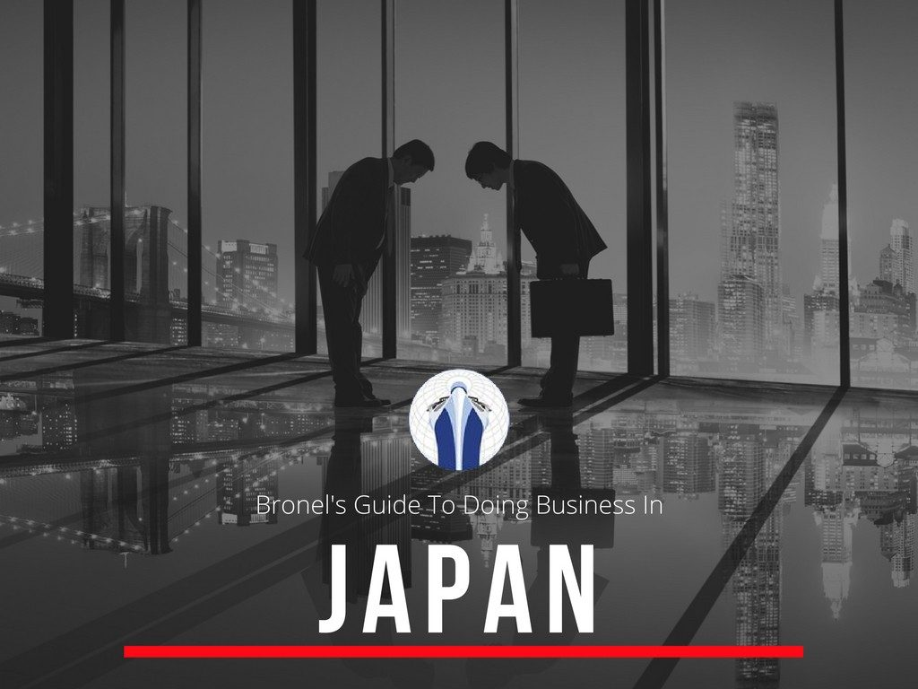 how to do business in Japan